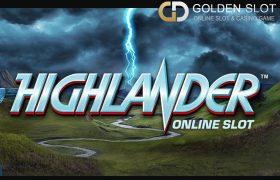 Highlander สล็อตออนไลน์
