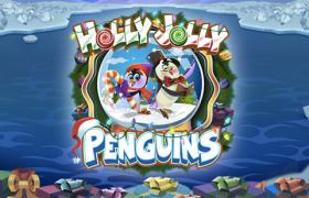 Holly Jolly Penguins สล็อตออนไลน์
