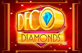 Deco Diamonds สล็อตออนไลน์