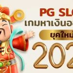 SLOT เกมหาเงินออนไลน์ยุคใหม่ 2021